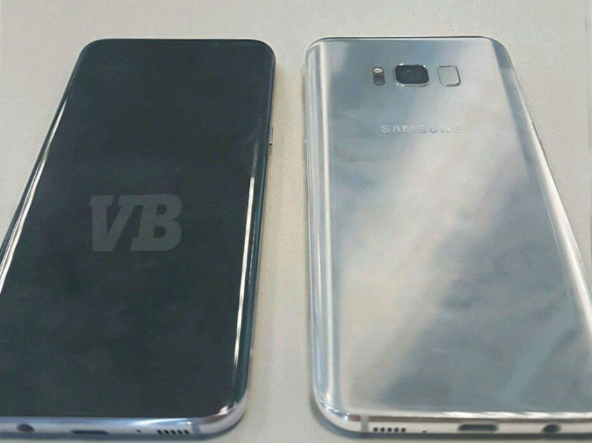 Νέες πληροφορίες και φωτογραφία του Galaxy S8 που αποκαλύπτεται στις 29 Μαρτίου