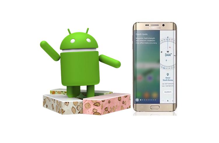Samsung: Η λίστα των smartphone και tablet που θα αναβαθμιστούν στο Android 7.0 Nougat