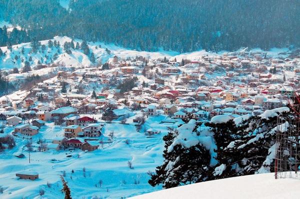Το ψηλότερο χωριό των Βαλκανίων είναι ελληνικό