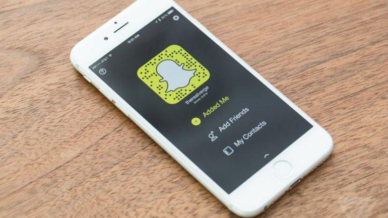 Το ΙΤΕ προειδοποιεί για τους κινδύνους από το Snapchat