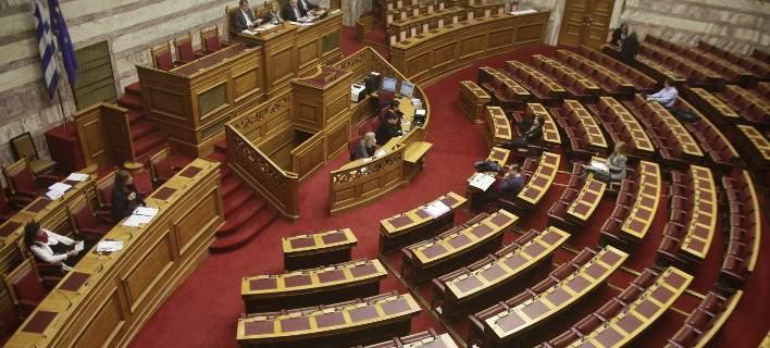 Ψηφοφορία για την αλλαγή του Κανονισμού της Βουλής – Τι αλλάζει