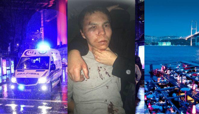 Συνελήφθη ο δράστης της επίθεσης στο κλαμπ «Ρέινα» της Κωνσταντινούπολης