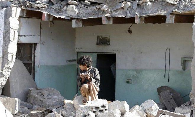 Υεμένη: 1.400 παιδιά σκοτώθηκαν σε δύο χρόνια