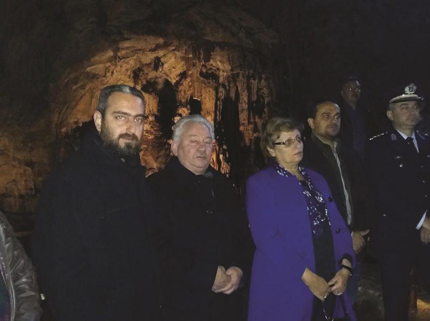 Με κάθε επισημότητα η 193η επέτειος του ολοκαυτώματος σπηλαίου Μελιδονίου