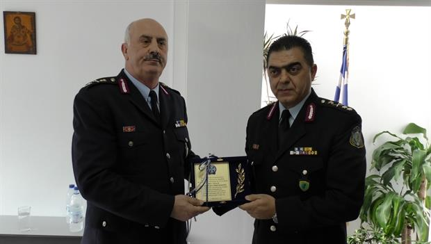 Αλλαγή φρουράς στην ηγεσία της ΕΛΑΣ στην Κρήτη