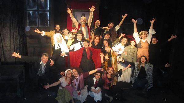 Ολοκληρώθηκαν οι παραστάσεις του «Όλιβερ Τουίστ» από την Παιδική Σκηνή του Θεατρικού Περίπλου
