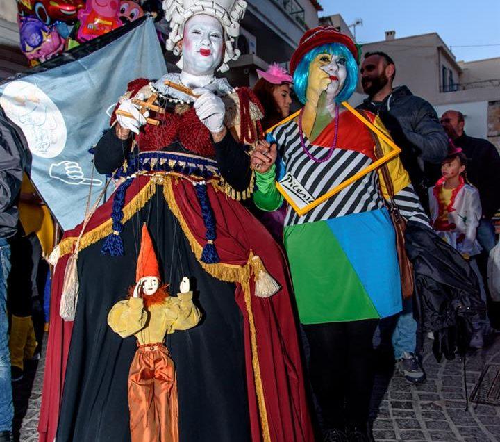 Το Ρεθεμνιώτικο Καρναβάλι 2017 ξεκίνησε μαζί του και η συγκατοίκηση στο όνειρο