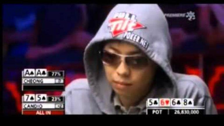 Η επική νίκη αξίας… 26 εκατ. στο πόκερ