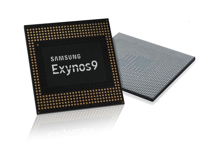 Η Samsung αποκάλυψε το νέο chip Exynos 9 Series 8895 για φορητές συσκευές