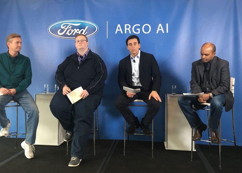 1 δισ. δολ. από τη Ford σε εταιρεία τεχνητής νοημοσύνης για συστήματα αυτόνομης οδήγησης