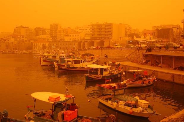 Κρήτη: Καταιγίδες με λασποβροχές το τριήμερο του καρναβαλιού