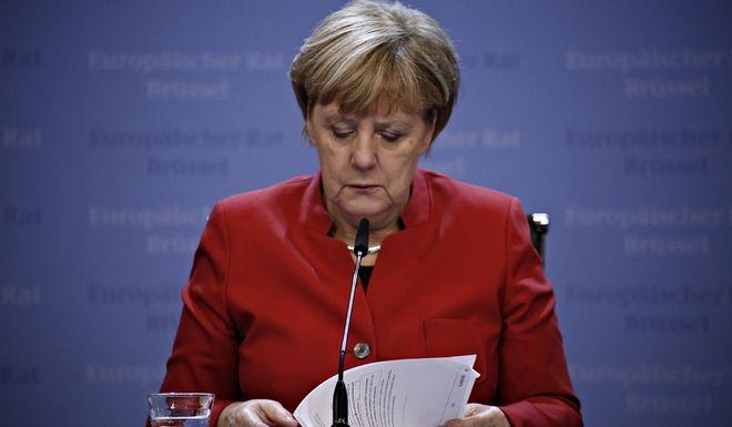 Μέρκελ: Η ευρωζώνη πρέπει να μείνει ενωμένη