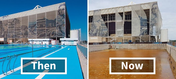 Τα ολυμπιακά κτήρια στο Ρίο 6 μήνες μετά!