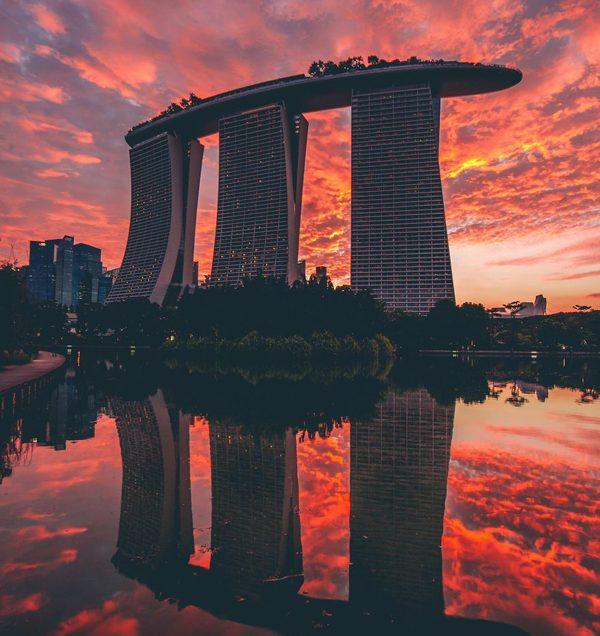 Εντυπωσιακές φωτογραφίες από την εξωτική Σιγκαπούρη