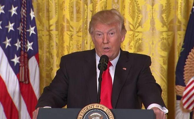 Πρώτη συνέντευξη Τύπου Τραμπ: Δεν λέω ασυναρτησίες και δεν παραληρώ
