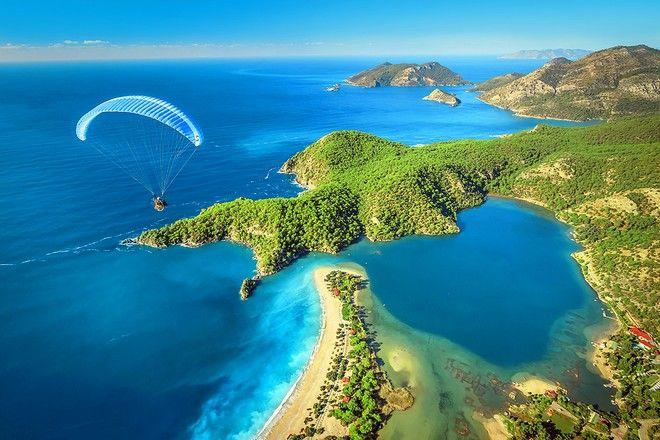 Η Τουρκία φτιάχνει τεχνητά νησιά