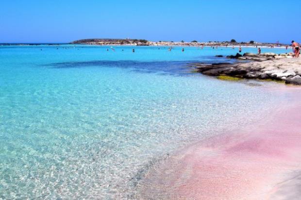 Παραδεισένια παραλία της Κρήτης στις κορυφαίες παγκοσμίως!