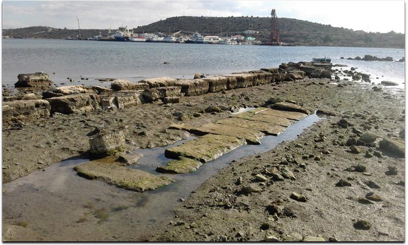 Βρέθηκε το σημείο όπου συγκεντρώθηκε ο ελληνικός στόλος πριν τη ναυμαχία της Σαλαμίνας του 480 π.Χ.