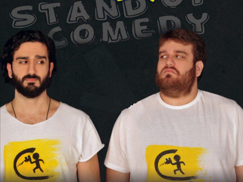 Stand-Up Comedy παράσταση «Cineλθετε» στο Ρέθυμνο