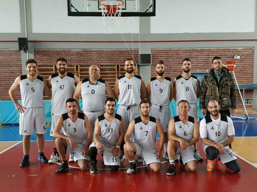 22ο Εργασιακό Πρωτάθλημα Καλαθοσφαίρισης Ρεθύμνου 2016-2017