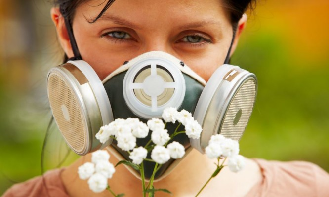 Γιατί έχετε έξαρση στις αλλεργίες σας τελευταία