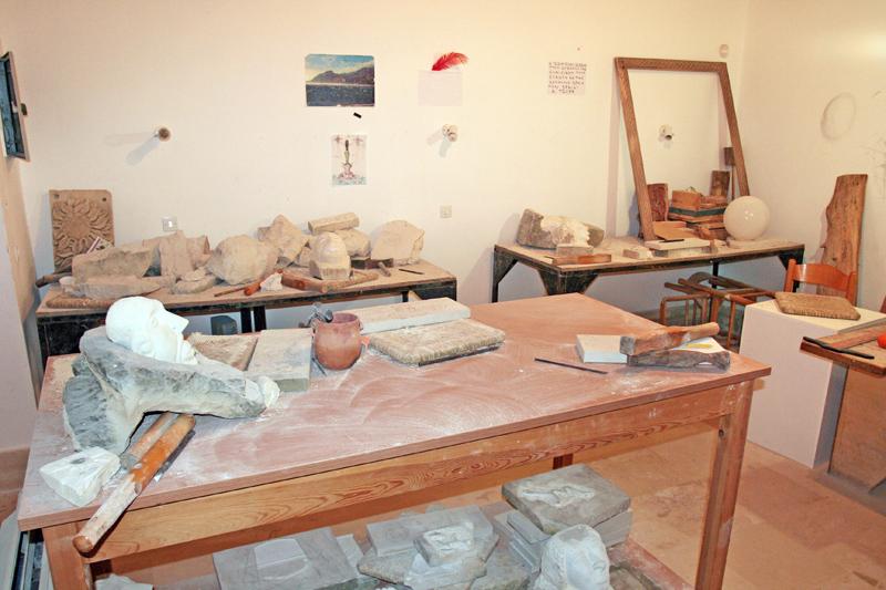 Ρέθυμνο: Δωρεάν εργαστήρι γλυπτικής υπό την καθοδήγηση της Ασπασίας Παπαδοπεράκη