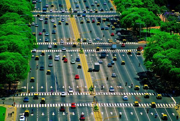 Ο πιο πλατύς δρόμος στον κόσμο
