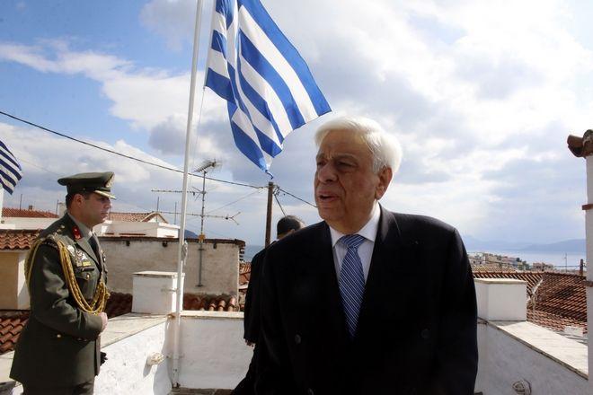 Παυλόπουλος: Ο δρόμος μας είναι μέσα στην ΕΕ και την ευρωζώνη