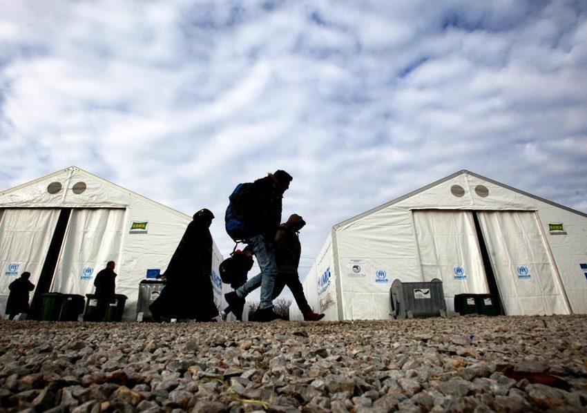 Κύμα μετεγκαταστάσεων προσφύγων τις τελευταίες 100 ημέρες
