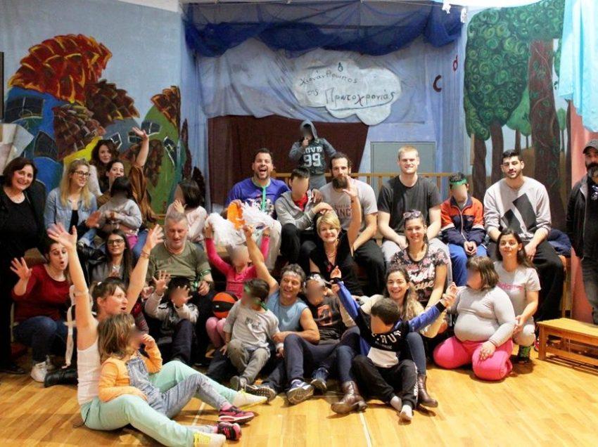 Μοίρασε δώρα και αγάπη το Ρέθυμνο Cretan Kings