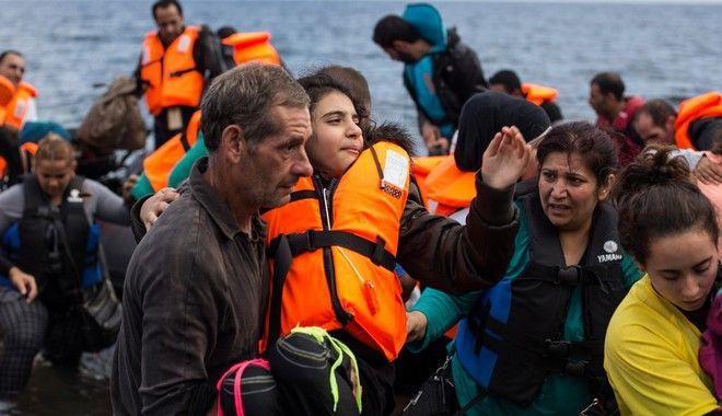 Κατακόρυφη η αύξηση των ροών προσφύγων και μεταναστών