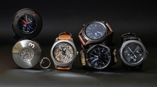 H Samsung παρουσίασε το concept ενός έξυπνου ρολογιού… τσέπης