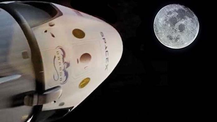 Κατά πόσο θα καταφέρει η SpaceX να στείλει το 2018 δύο «τουρίστες» στη Σελήνη;