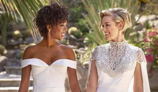 Παντρεύτηκαν η πρωταγωνίστρια και η σεναριογράφος πετυχημένης σειράς