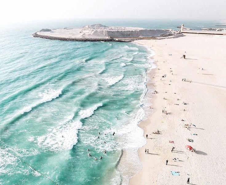 Πανέμορφες αεροφωτογραφίες από τη Μέση Ανατολή!