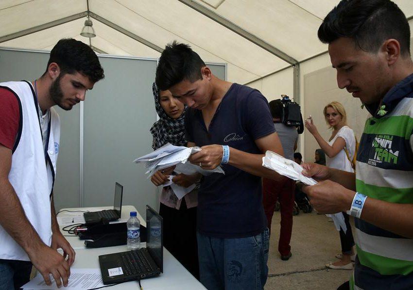 «Κολλημένες» χιλιάδες αιτήσεις ασύλου