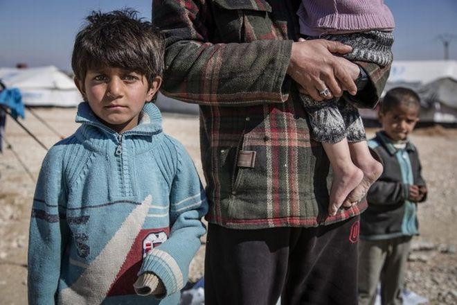 Unicef: Το 2016 η χειρότερη χρονιά του εμφυλίου για τα παιδιά