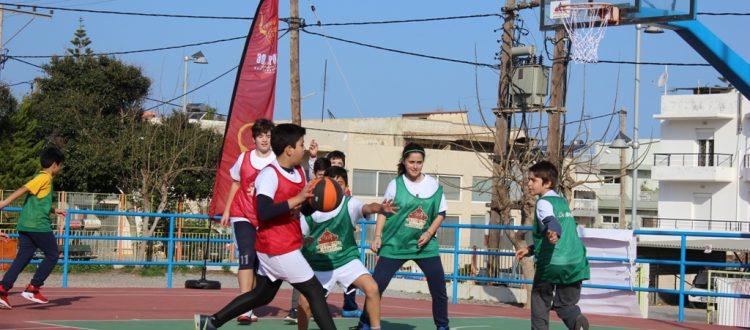 Την Κυριακή 26 Μαρτίου η 4η και τελευταία αγωνιστική του 3ου τουρνουά «Cretan Kings Assist Basketball»