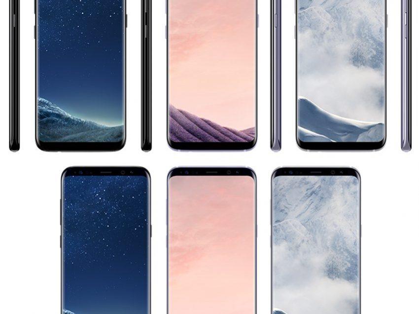 Διέρρευσαν φωτογραφίες των Galaxy S8/S8+ σε διάφορα χρώματα και οι τιμές τους στην Ευρώπη