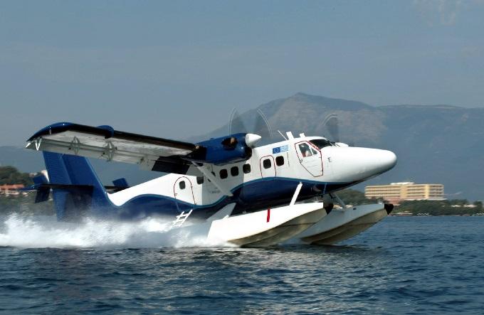 Ζητά υδροπλάνο σε αγγελία για το υδατοδρόμιο του Ρεθύμνου … που θα γίνει το 2018!