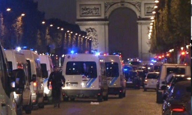 Πυροβολισμοί στο Παρίσι με δυο νεκρούς