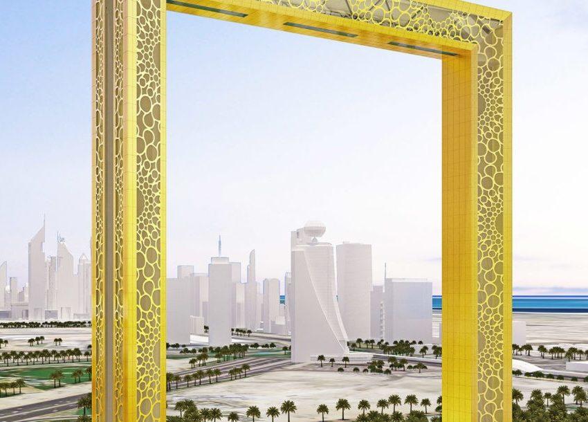 Ουρανοξύστης στο Ντουμπάι θα μοιάζει με τεράστια κορνίζα!