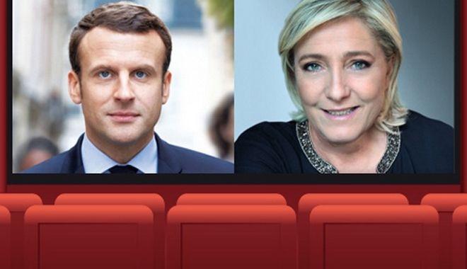 Γαλλικές εκλογές: Τι βλέπουν στο σινεμά και την TV οι δυο επικρατέστεροι υποψήφιοι