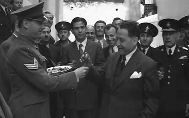 Πάσχα στην Ελλάδα 1947 – Σπάνιο Βίντεο ντοκουμέντο