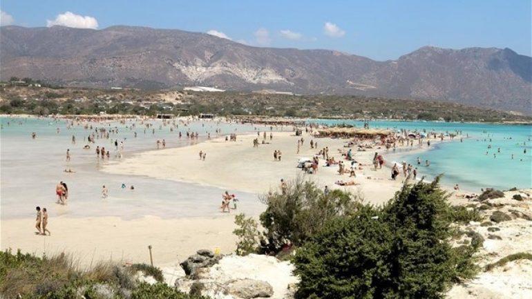 Η Κρήτη στους δέκα καλύτερους προορισμούς της Ευρώπης