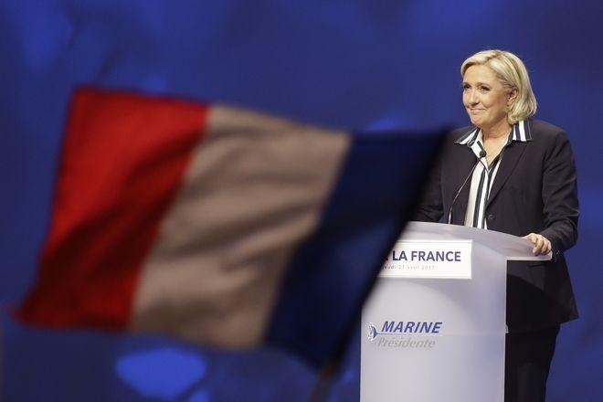 Λεπέν: Οι εκλογές αποτελούν ένα δημοψήφισμα υπέρ ή κατά της Γαλλίας