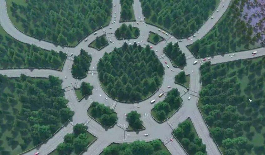 """Ο πιο """"μπερδεμένος"""" κυκλικός δρόμος στον κόσμο!"""