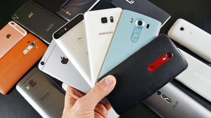 2,9 εκατ. πωλήσεις κινητών τηλεφώνων στην Ελλάδα το 2016, με αλλαγές στις πρώτες θέσεις των κατασκευαστών