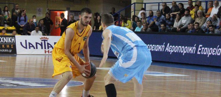 Ρέθυμνο Cretan Kings: Χριστοδούλου: «Να τελειώσουμε την σειρά στη Ρόδο»