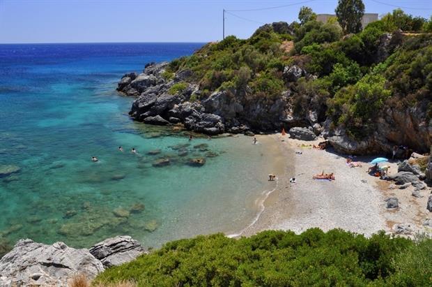 «Καλοκαίρι» στην Κρήτη με… 30άρια!